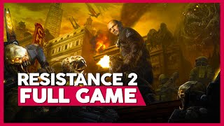 Resistance 2 | PS3 | Full Gameplay/Playthrough | No Commentary
