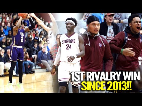 UPSET OF THE YEAR?! De Smet SHAKES UP RANKINGS With Win Over CBC!!