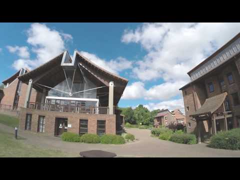 Chaucer College Canterbury Walkthrough