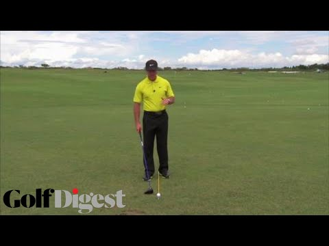 Hit Down With The DriverThe Best of Sean FoleyGolf Digest