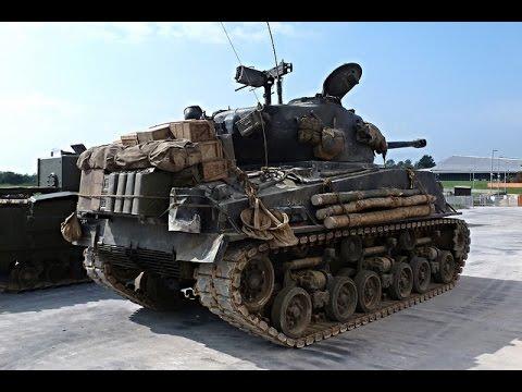 1 35 Sherman M4a3e8 Tamiya Tasca Update 1 Youtube