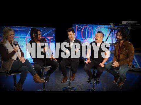 Newsboys | Love Riot & God's Not Dead 2 | One One 7 TV