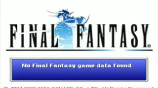 Lets Play Final Fantasy Vol.1 (German) [PS1/Final Fantasy Origins]