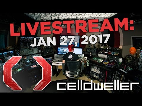 "Celldweller - ""Transmissions"" Facebook Live Event: January 27, 2017"