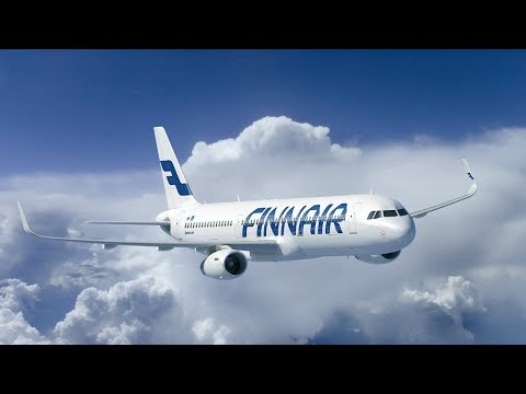 Finnair Brings Home World