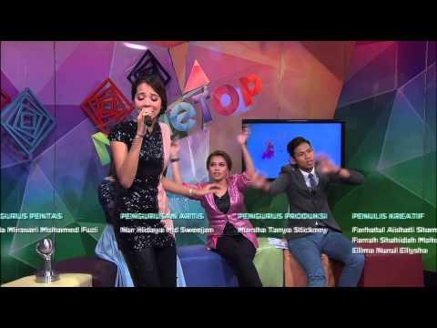 MeleTOP - Persembahan LIVE Aisyah Aziz 'Mimpi' Episod 103 [21.10.2014]