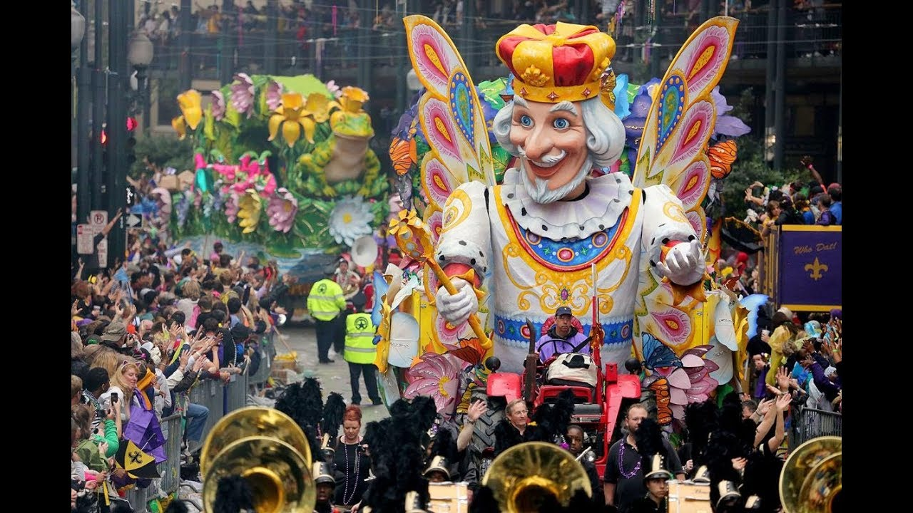 Image result for mardi gras parade new orleans