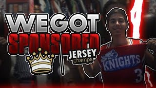 WE GOT SPONSORED!!! YOUR BOY MAKING MOVES!!! CALVIN CAMBRIDGE JERSEY REVIEW!