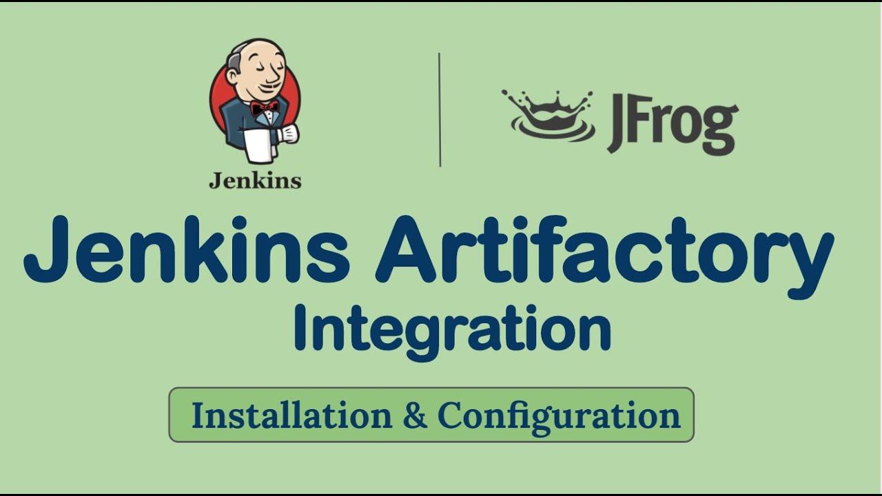 #02 Jenkins Artifactory Integration Example Tutorial | Upload Artifact | Upload build