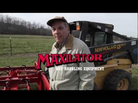 Maxilator Hay Handling Equipment