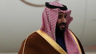شاهد: ولي العهد السعودي يصل إلى إسبانيا في إطار جولته الأوروبية