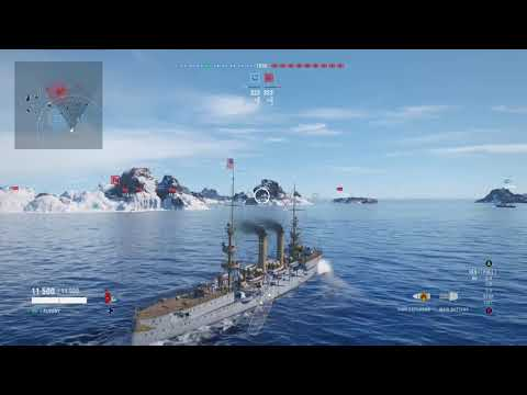 World Of Warships Legends Review, First Look, First Games, First Reactions