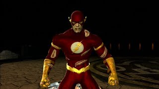 MK VS DC Playthrough on Very Hard - The Flash (No Matches Lost)