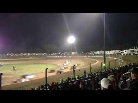 Cedar Lake Speedway US Nationals Feature Highlights 7 5 2017