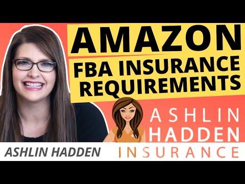 Amazon FBA Insurance Requirements with Ashlin Hadden
