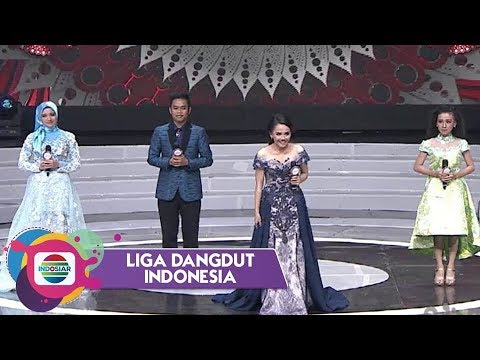 Highlight Liga Dangdut Indonesia - Konser Final Top 27 Group 1