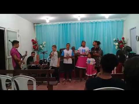 Santo Espírito.  Grupo Infanto Juvenil - Queimados Rj - Congregação Floresta