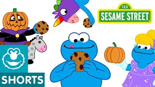 Sesame Street: Trick or Treat with Cookie Monster | Me Want Cookie #7