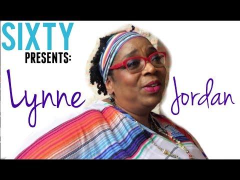 Turning SIXTY: Blues Singer Lynne Jordan