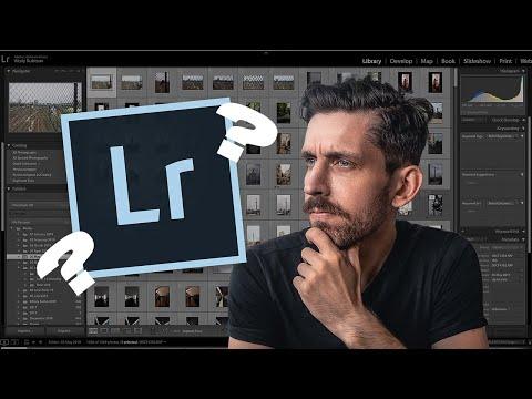Основы обработки в Adobe Lightroom: интерфейс + лайфхаки