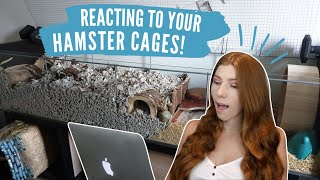 reacting-to-my-subscribers-hamster-cages