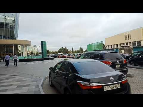 Baku Business Centre Expo 2025 Making Beautiful Tower Port Baku Baki Azerbaijan Azerbaycan By Rnkhan