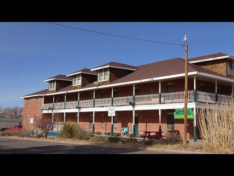 Save the Magdalena Hall Hotel, Magdalena, New Mexico