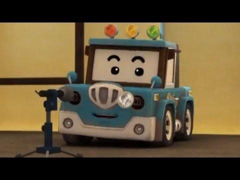 Робокар Поли - Трансформеры - Жизнь в нашем городке (мультфильм 38)