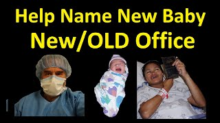 NAME OUR BABY VLOG ~ NEWBORN CONTEST ~ CHANNEL UPDATE ~ DELIVERY ROOM ~ ABC & THANKS