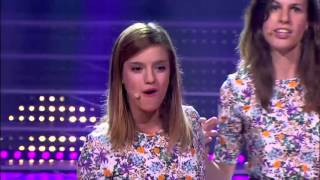 TV3 - Oh Happy Day - Royals - Quartet Mèlt