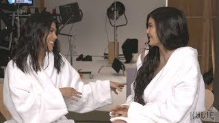 KOURT X KYLIE | Q & A Session with Kourtney and Kylie