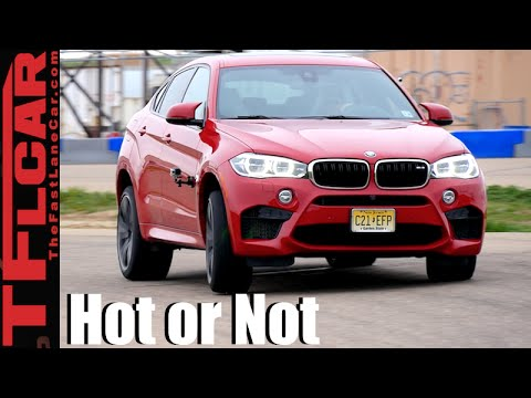 BMW X6 M Road, Track & 0-60 MPH Review - TFL Leaderboard Hot or Not ...