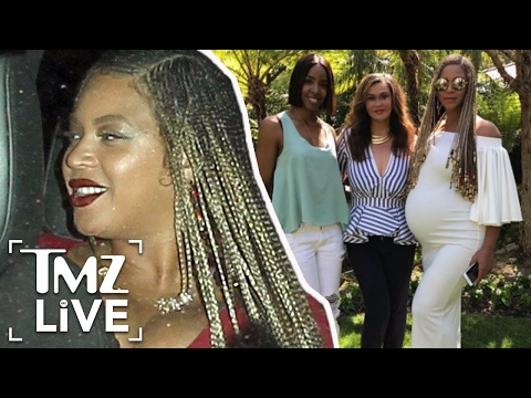 Download Youtube: Beyonce Bump Watch | TMZ Live