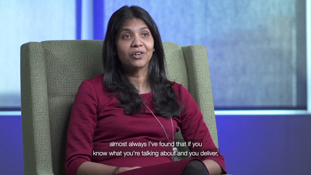 DC Chief Technology Officer Archana Vemulapalli in Amazon Web ...