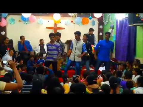Tamil Christian Remix Dance