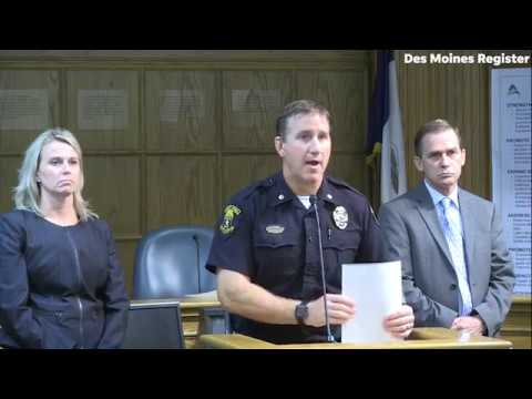 Full video: Ames police share information on the death of Celia Barquin Arozamena