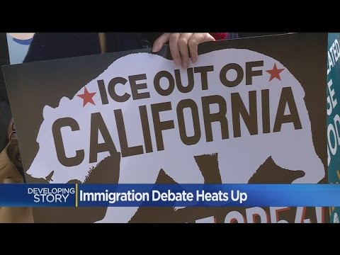 Immigration Forum With ICE Director Drawing Criticism In Sacramento