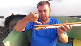 Підготовка кораблика до риболовлі
