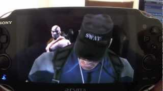 PS Vita Mortal Kombat Fatalities Part 1