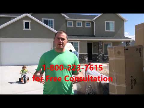 Lexington Law Credit Repair Client Testimonial - Moving Day