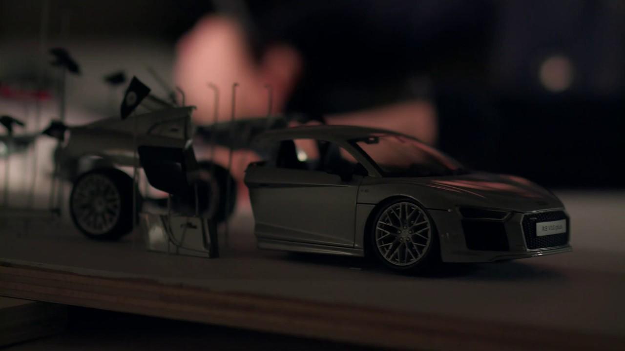 Unikátny projekt: Pozri sa Audi R8 až pod kožu!