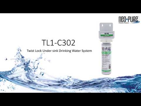 Neo Pure - TL1-C302 Undersink Drinking Water System