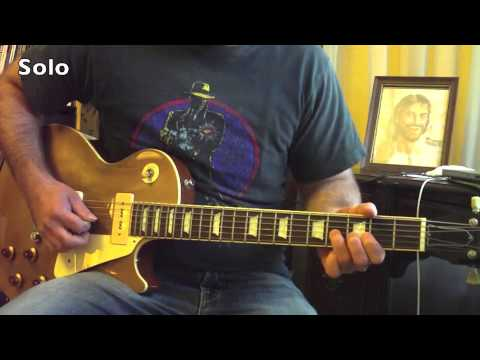 Green Day Dos Wild One How to play on guitar