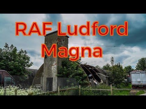 Download RAF Ludford Magna