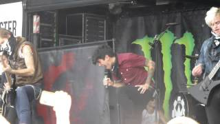 Crown The Empire Initiation New Song Live 6 14 14 Vans Warped Tour 2014