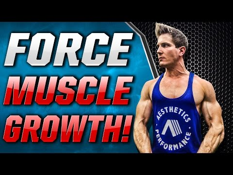 6 Tips To Force Stubborn Muscles To Grow! | PUT AN END TO LAGGING / UNEVEN BODYPARTS!