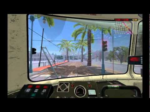 Bus and cable car simulator game free download