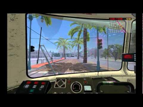 Игры bus-tram-cable car simulator
