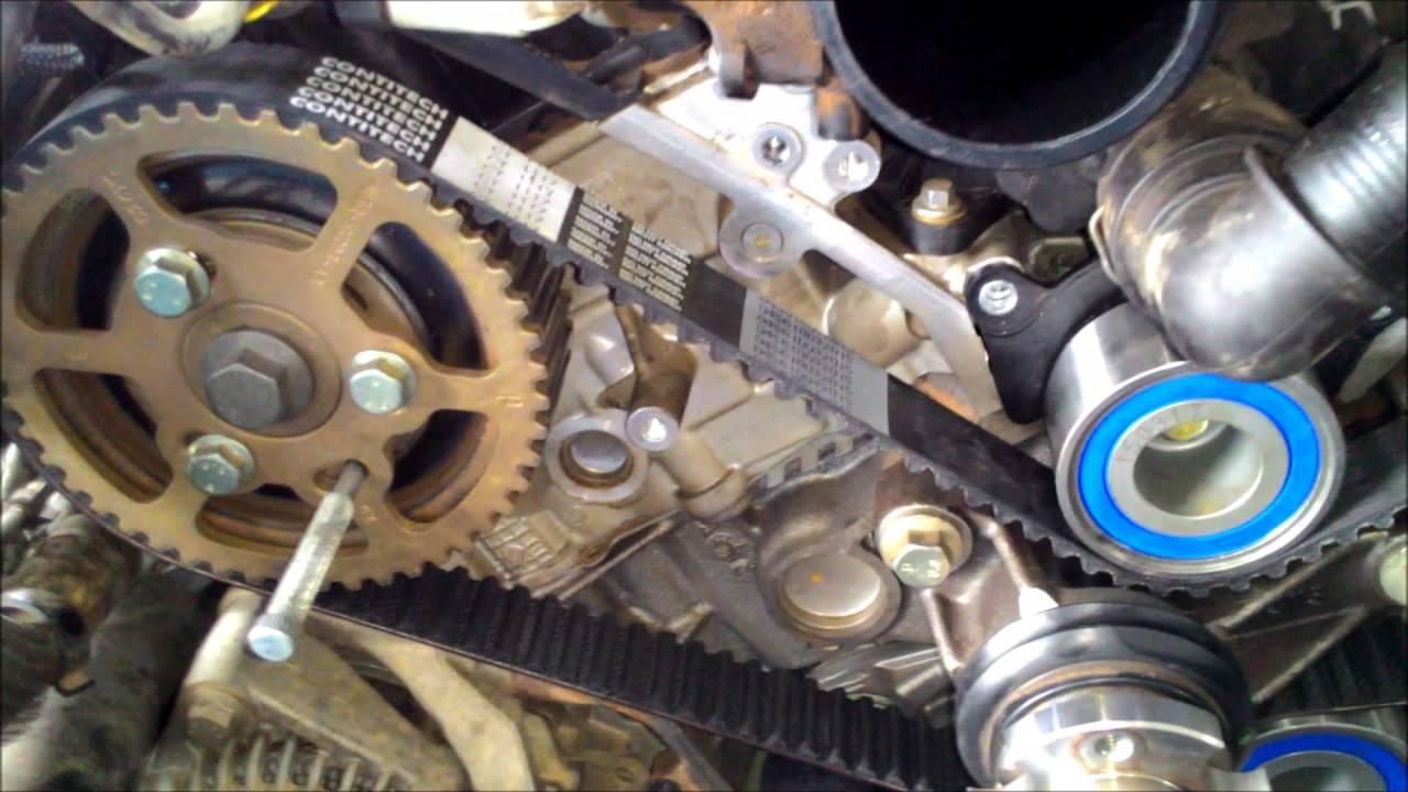 Troca Correia Dentada Land Rover Discovery 4 Youtube