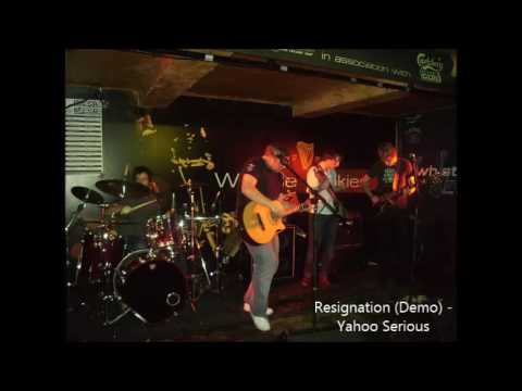 Resignation - Yahoo Serious